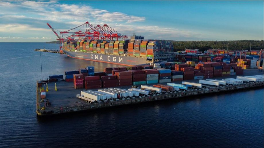 Halifax Port: George Malec Sees Benefits Of One  Company Operating Two Terminals