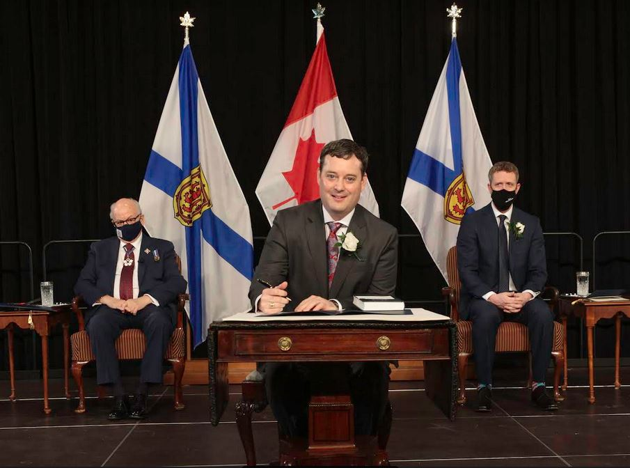 MacPolitics: Randy Delorey Reflects On New Role As Justice Minister, Remembers Legacy Of Bill Gillis