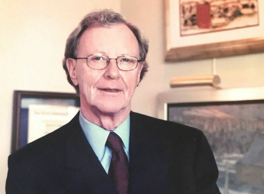 Maritime grocery tycoon Donald Sobey's death is a 'rough' loss for friends, family