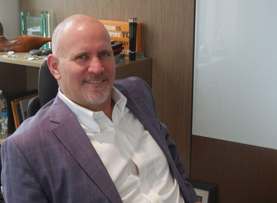 Exclusive: Jim Mills On Office Furnishings Trends One Year Into Covid-19 Pandemic