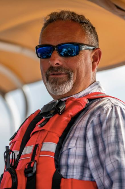 Lunch With Alison: With Salty Dog Skipper Tony Sampson