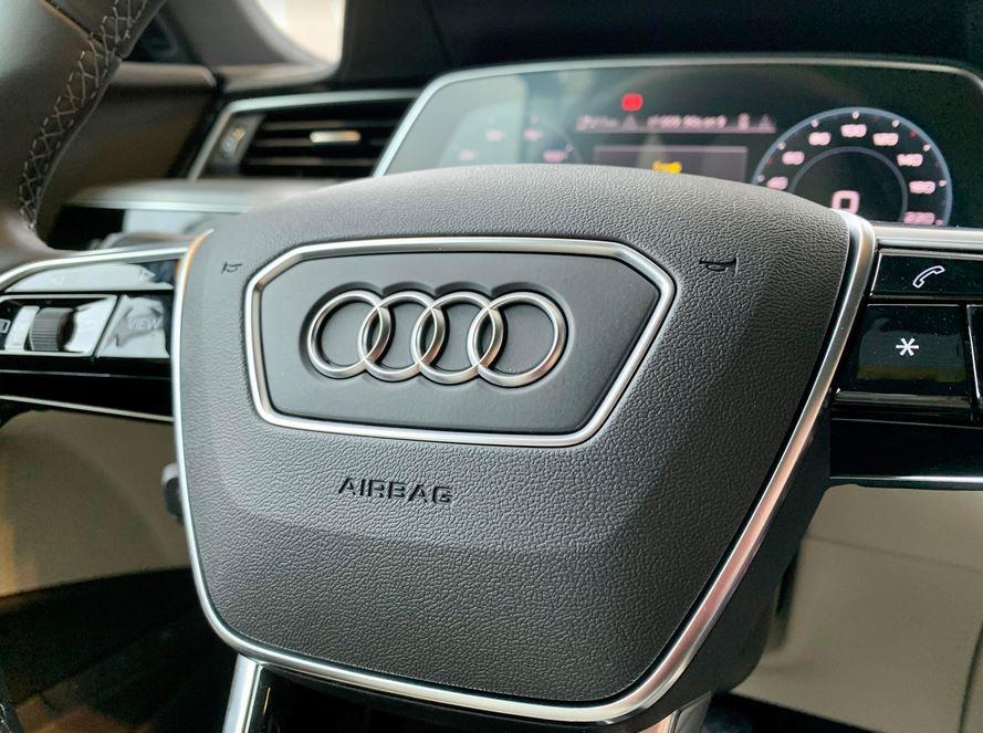 Alison Strachan: Test Drive #4: Last But Not Least, Luxury Surrounds Audi's E-Tron