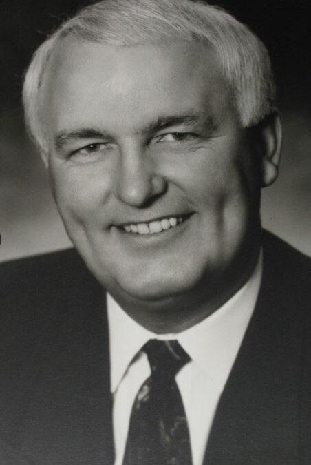 Don Cameron: Life & Times Of A Premier Who Became A News Source & Confidant