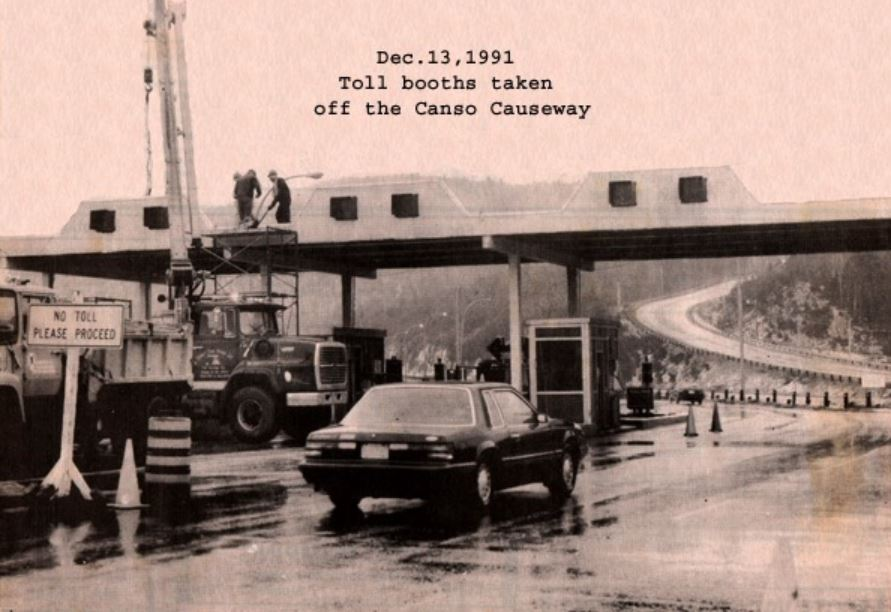 Don Cameron: On Why He Removed Tolls On Canso Causeway In 1991