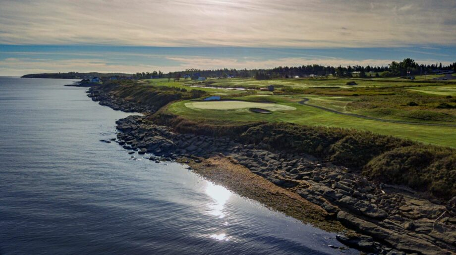 Tom Peters' Golf Tour: A Visit To Northumberland Links