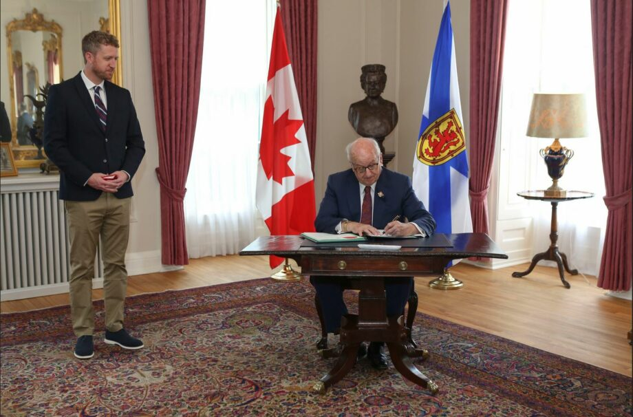 Who Is Art LeBlanc? In The News Because Iain Rankin Visited Him To Drop Election Writ – LeBlanc An All Time Patronage King