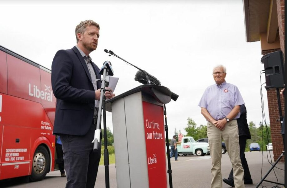 MacPolitics: Liberal Leader Iain Rankin To Unveil His Healthcare Platform