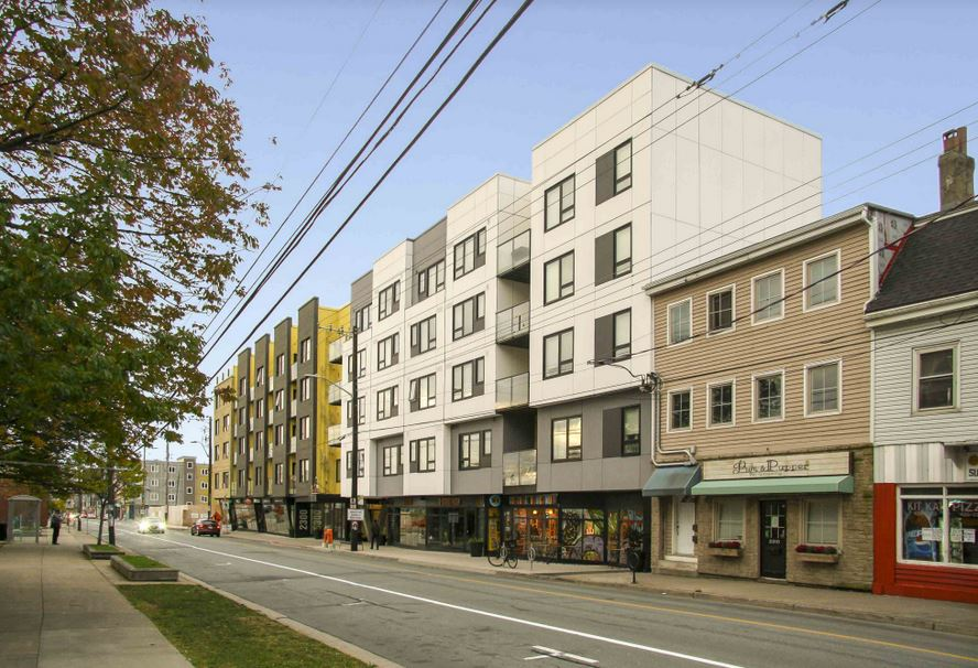 HRM Urban Design Awards: Ross Cantwell Recognized For Velo Project On Gottingen Street