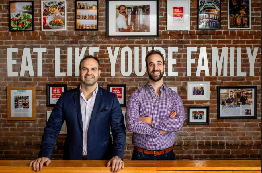 Haligonian Restaurateurs Tony Nahas & Brother Peter Nahas To Expand Across NS, NB & PEI – Also Eye The Nation Markets With Mezza
